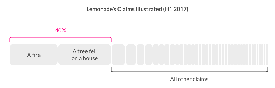 Lemonade H1 Insurance Claims 2017