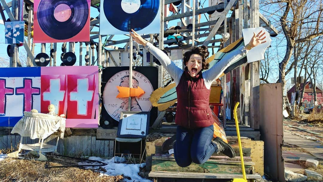The Heidelberg Project - Detroit City Guide