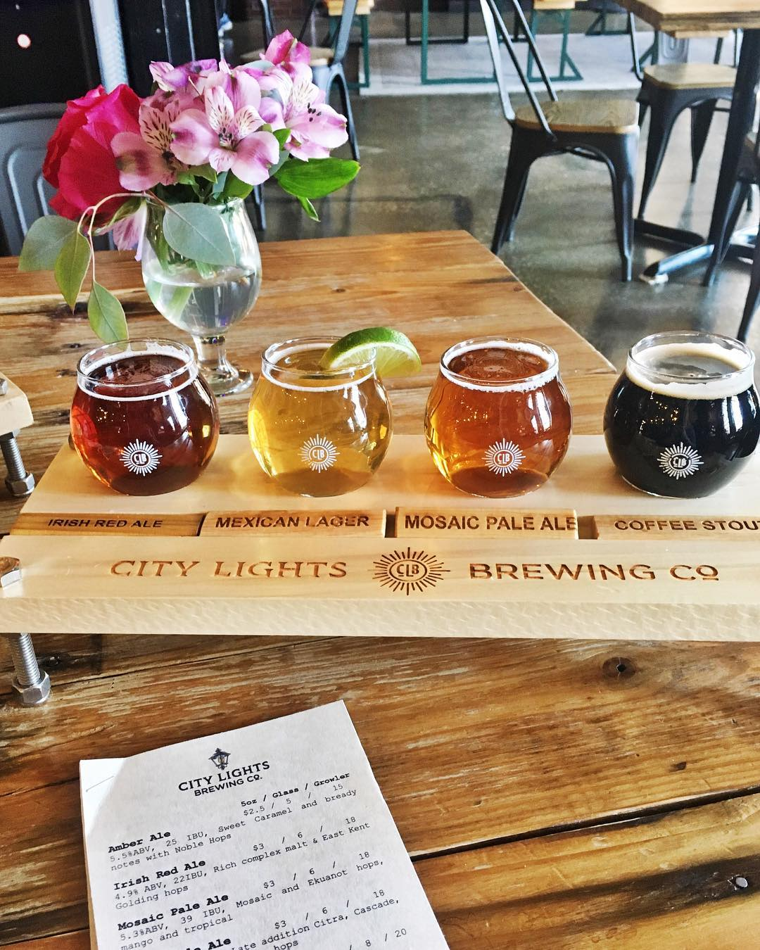 City Lights Brewing Company - Lemonade's Milwaukee City Guide
