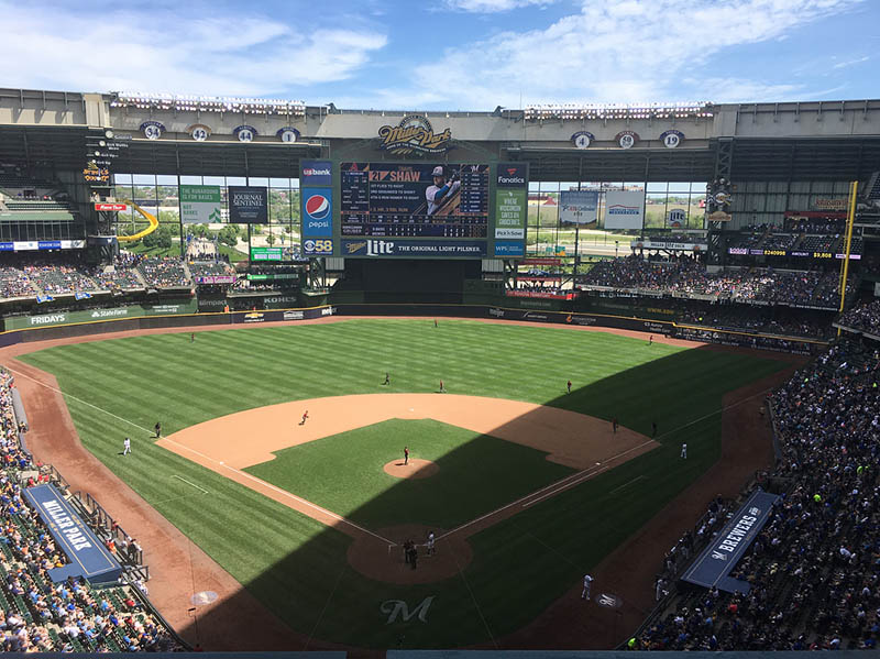 Brewers Game - Lemonade's Milwaukee City Guide