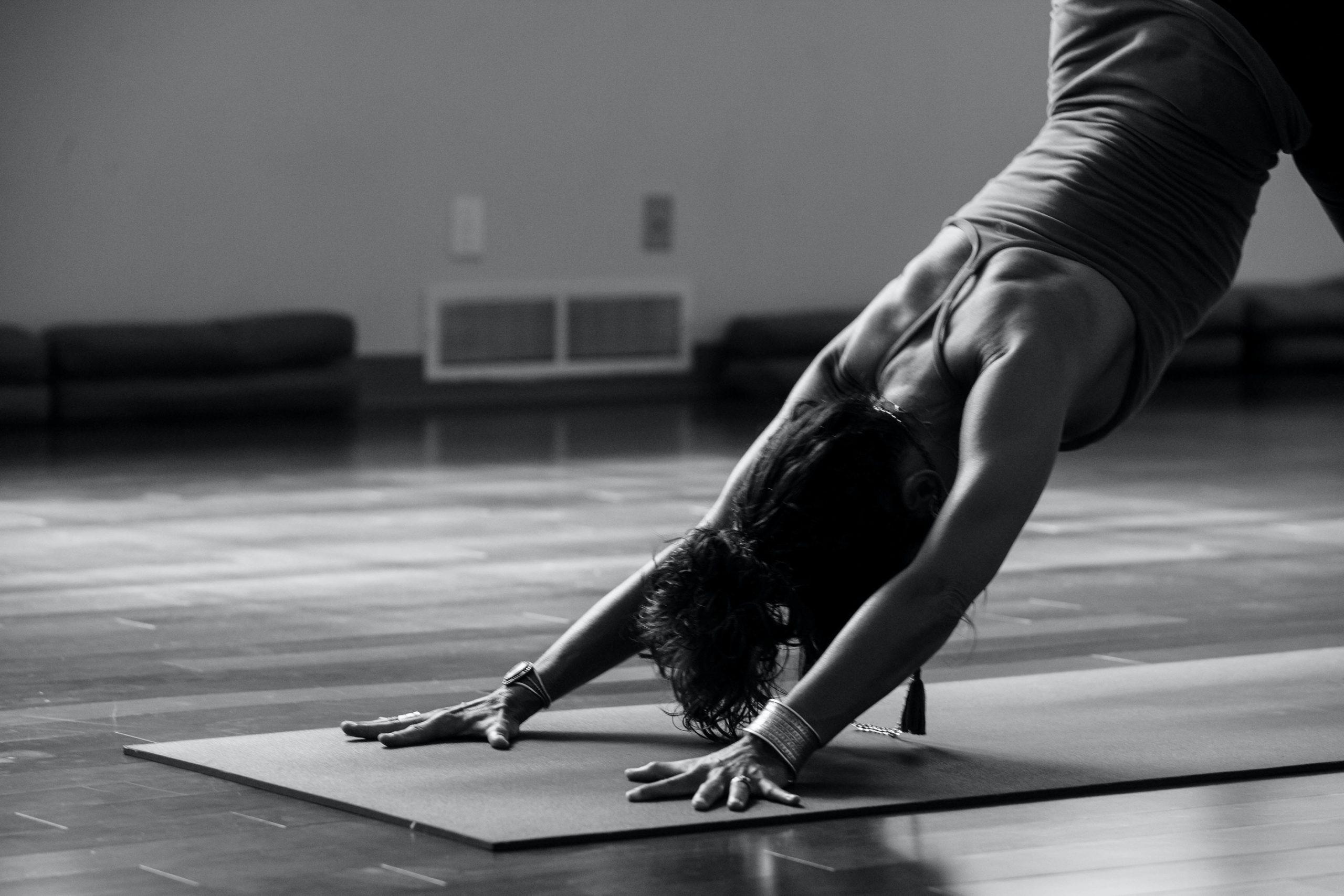 Yoga gegen den Winterblues
