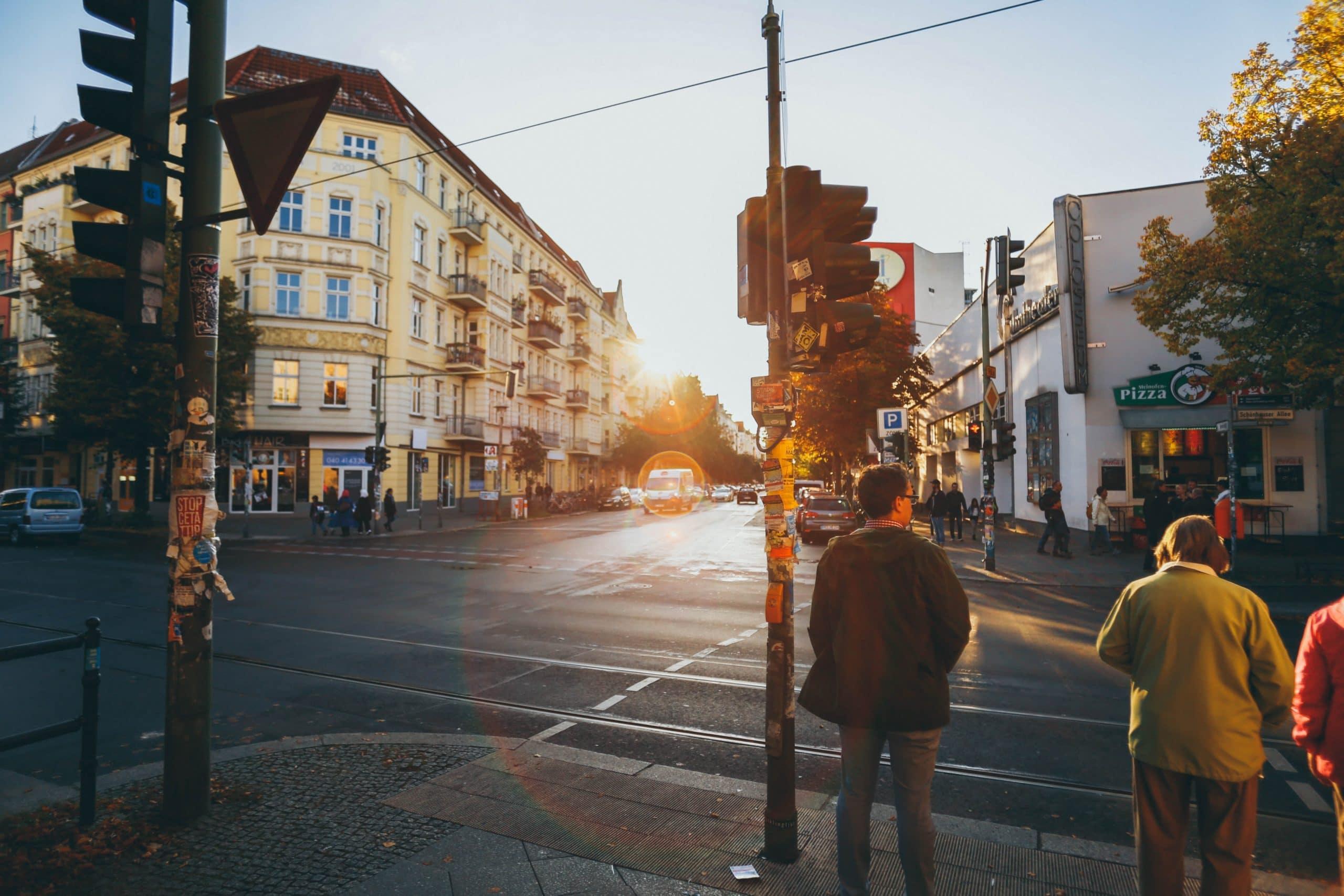 Eine Wohnung in Berlin finden