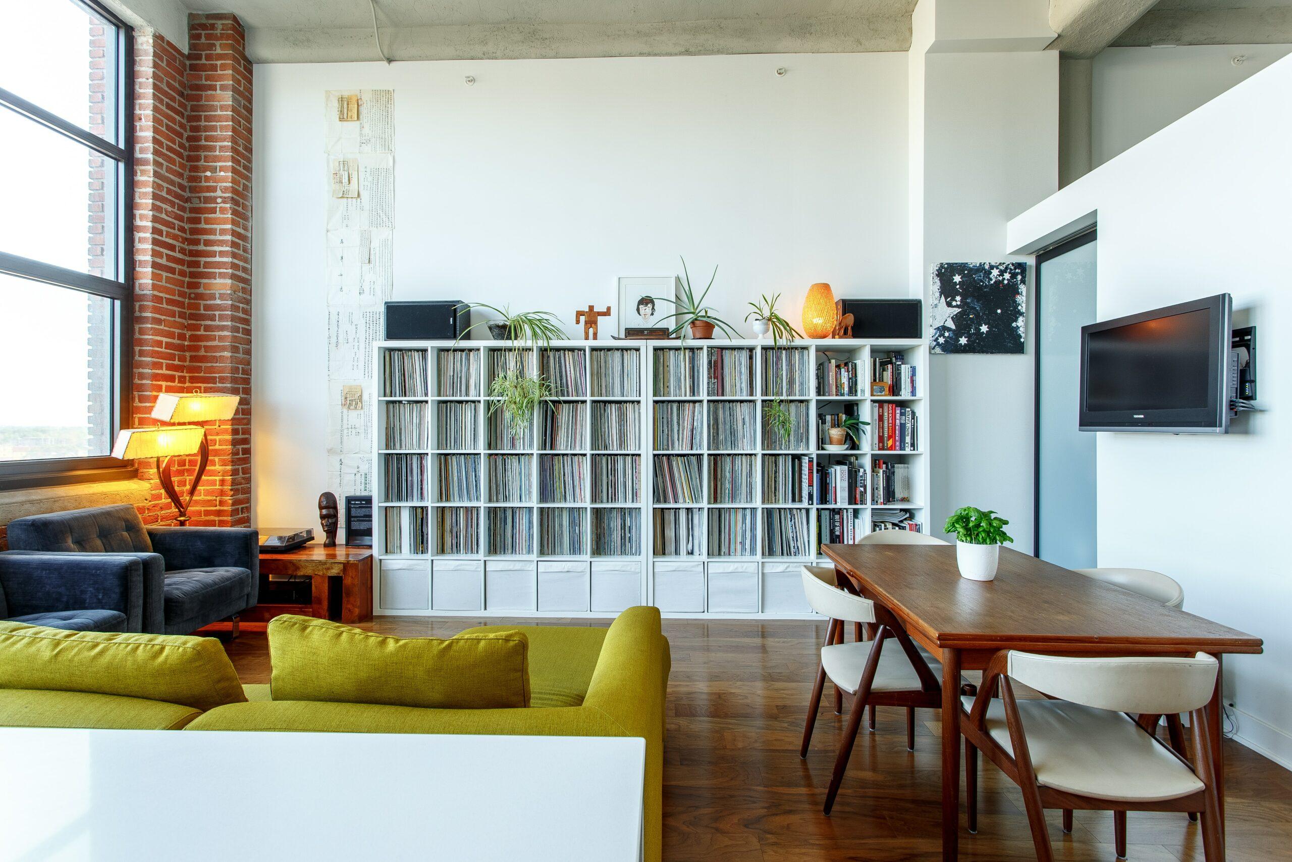 Eigene Wohnung verschönern