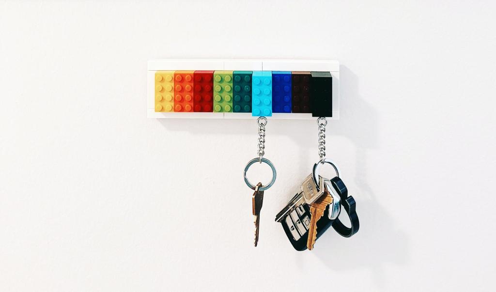 sleutels kwijt tracker